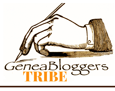 Member of GeneaBloggers Tribe