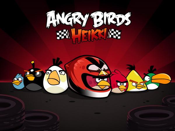 Angry Birds Heikki – New Series