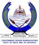 Cantonment Board Barrackpore Recruitment