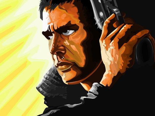 Blade Runner por MoyArt