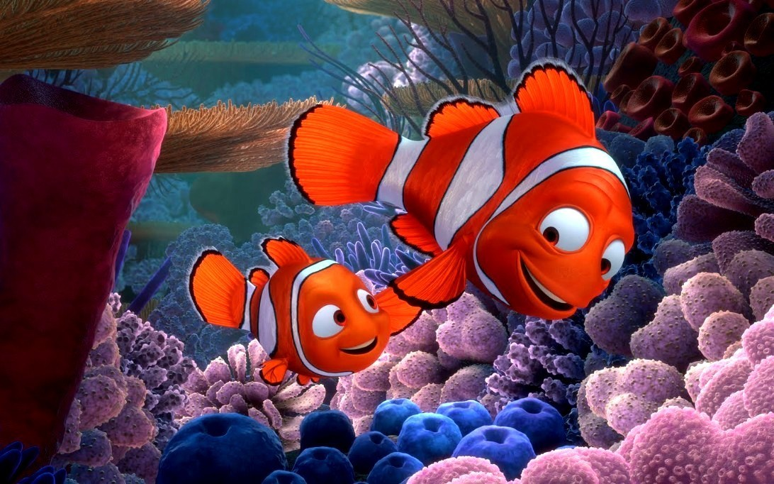 Finding Nemo cartoon picture 2