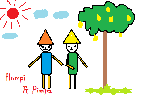 Hompi dan Pimpa