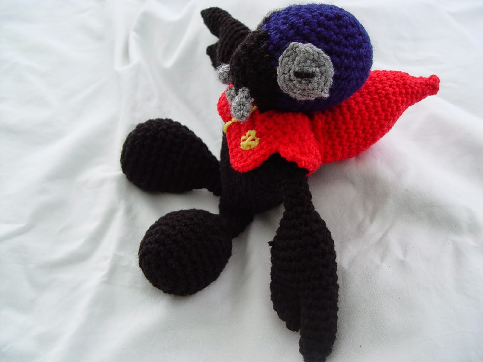 Halo Grunt Crochet Pattern & Halo Grunt Crochet Pattern | Who Needs Reality TV