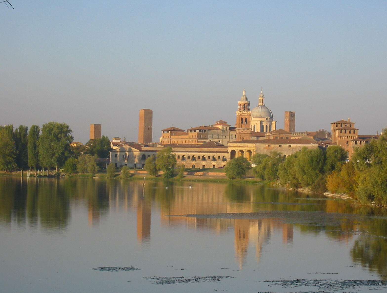 Top world travel destinations mantova italy for Best travel italy