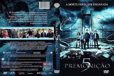 Premonição 5 DVD Capa