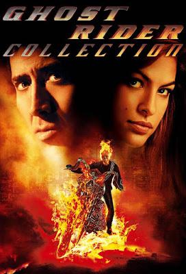 Ghost Rider Coleccion DVD R1 NTSC Latino
