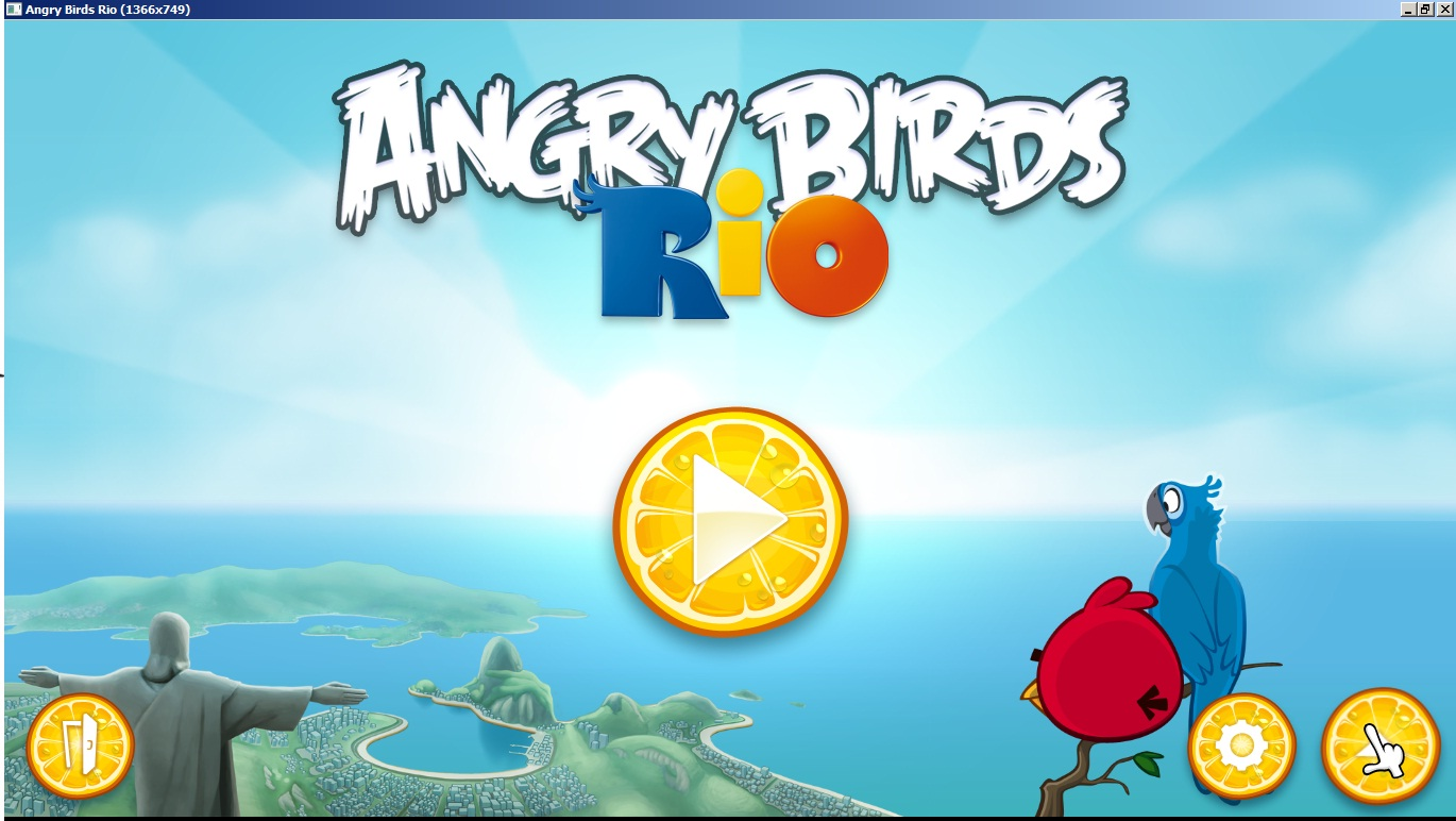 angry birds rio pc full cracked mixehey. Black Bedroom Furniture Sets. Home Design Ideas