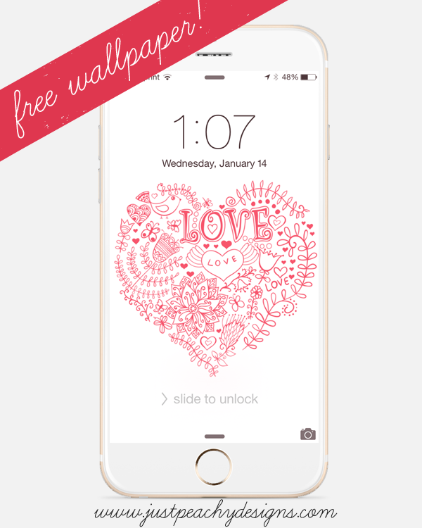 Free Valentine's Day Wallpaper
