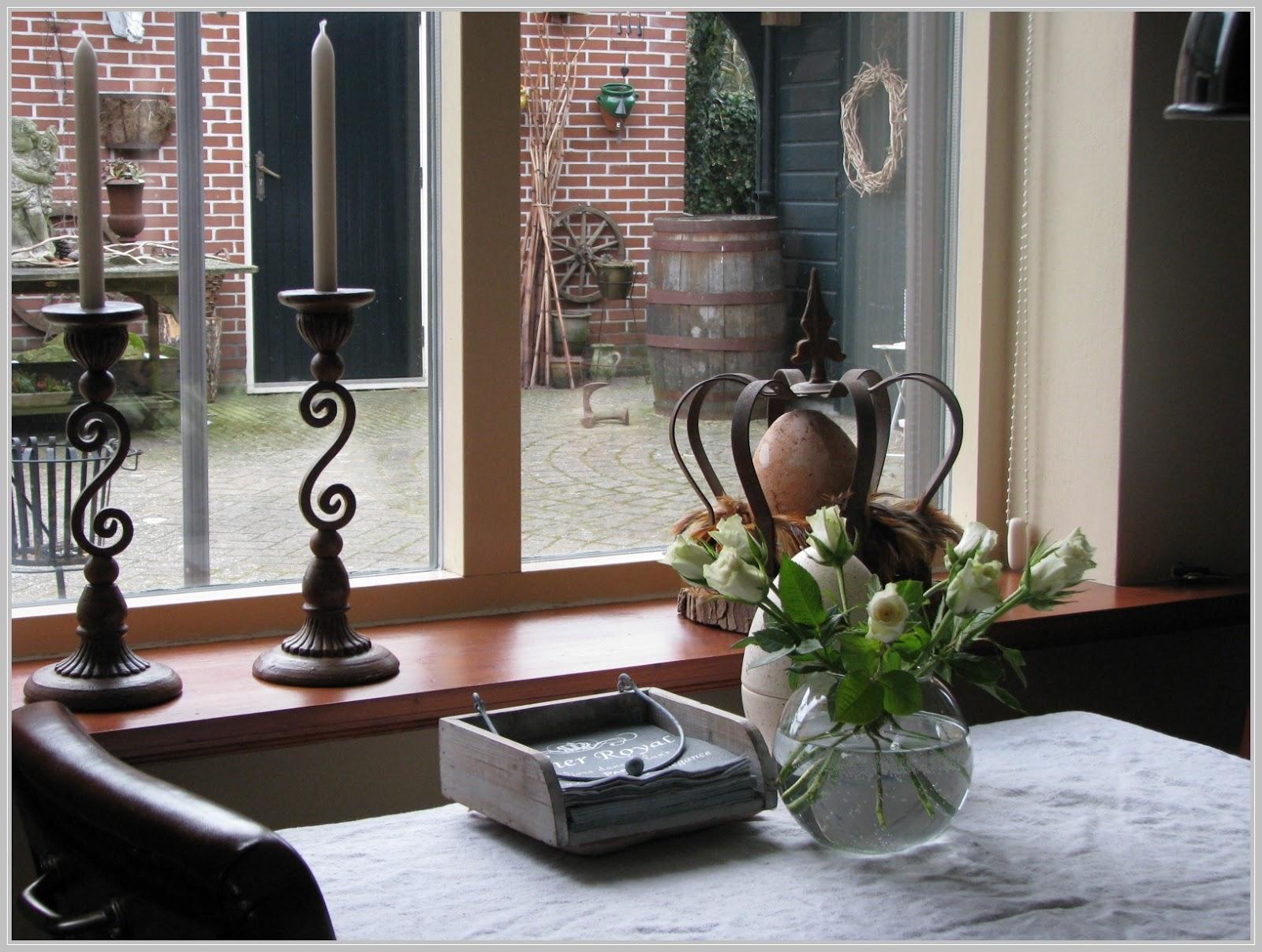 Keuken decoratie raam inspiratie het beste interieur - Www keuken decoratie ...