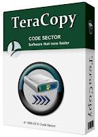 Download TeraCopy untuk Memindah dan Copy File dengan Cepat