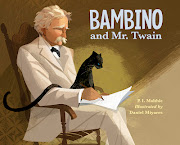 And while he waited for Bambino's return, Twain became the target of what .