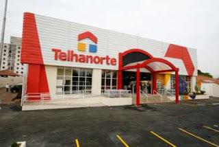 Site Oficial da Telhanorte