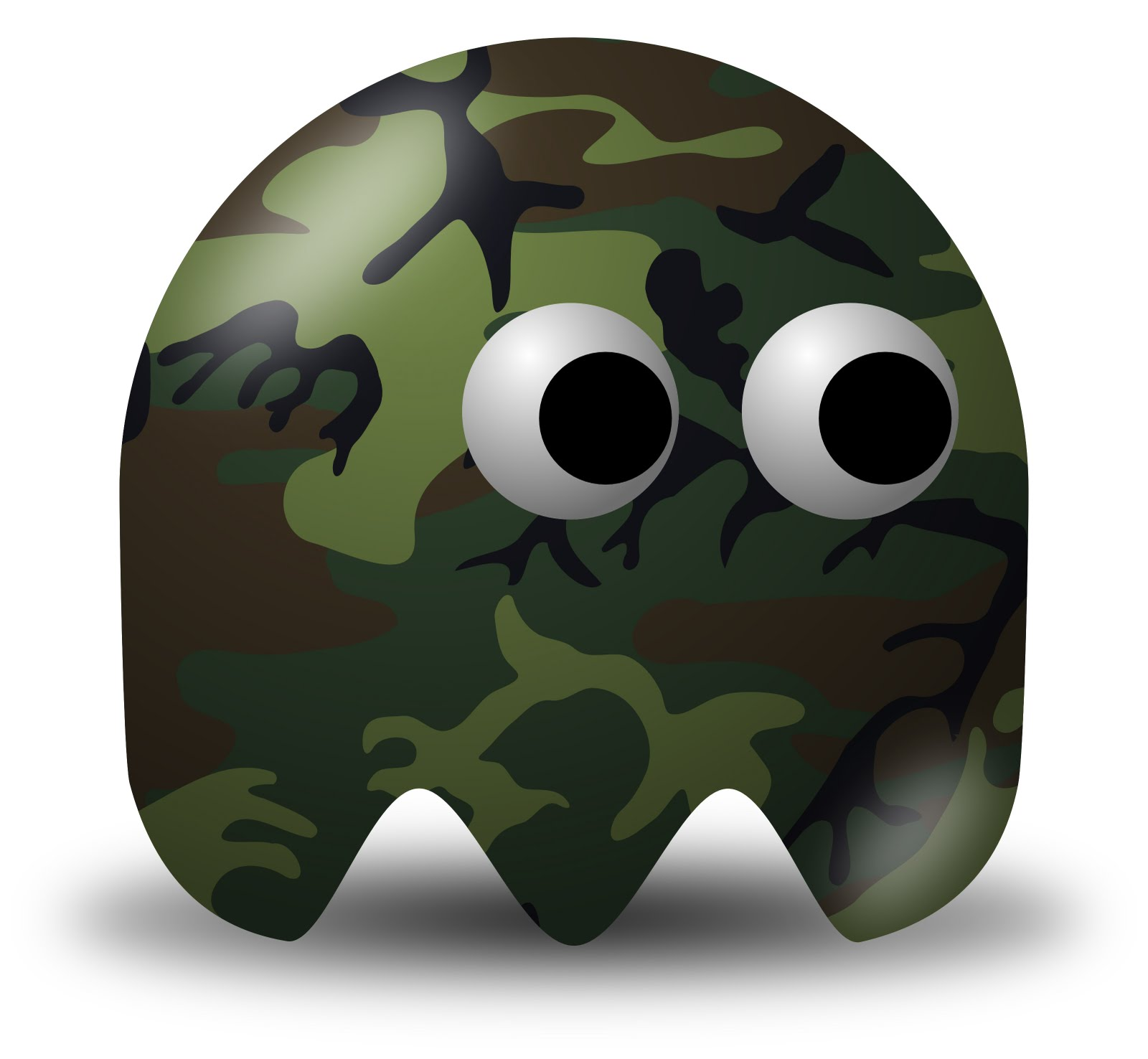 151 Free Military Vector Clipart Illustration Of A Camouflage Soldier Avatar Character pics of erected teens
