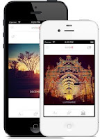 app to add text to photo on iphone: scribeit