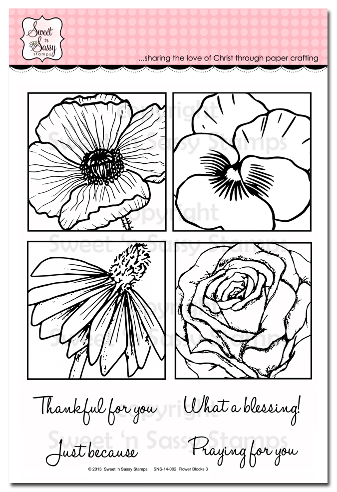 http://www.sweetnsassystamps.com/flower-blocks-3-clear-stamp-set/