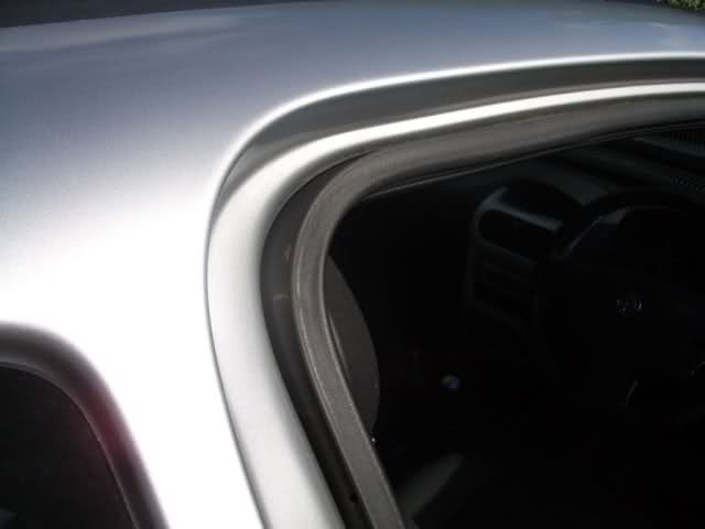 how to clean rubber trim on cars