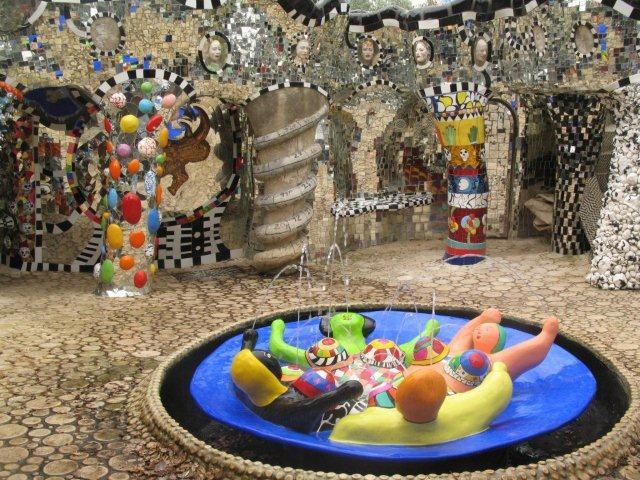 Tarocchi musei storia arte fantasia tarot museums for Il giardini