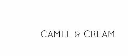 CAMEL & CREAM