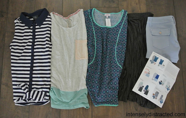Stitch Fix June Review