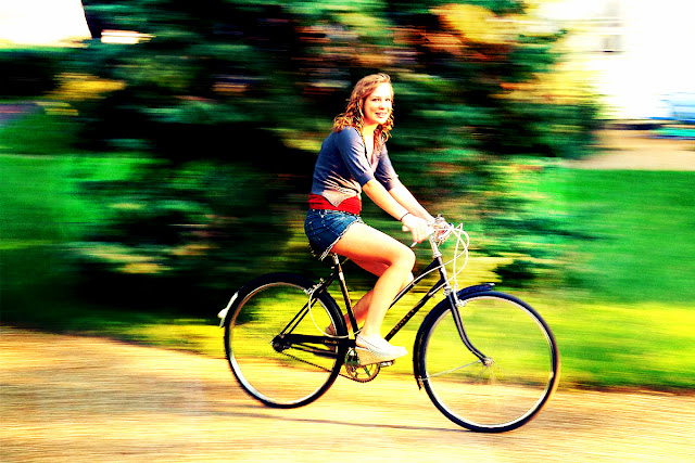 Discovering Hope on a Bike by Beth Hemmila of Hint Jewelry