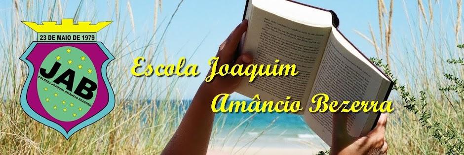 Escola Joaquim Amâncio Bezerra
