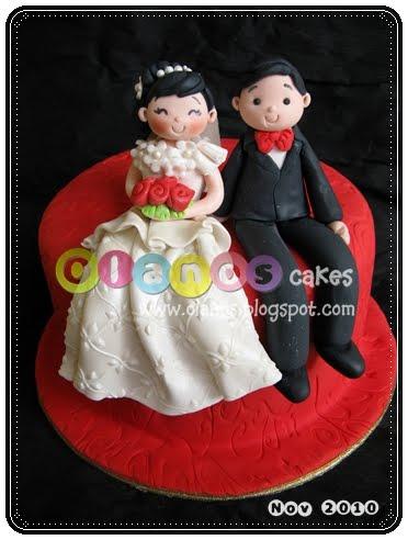 Groom Figurine Cake Topper