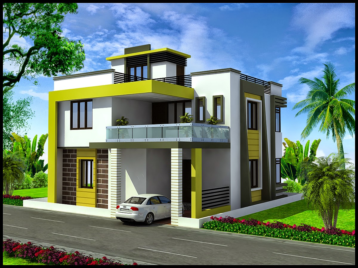 House Plan And Design Drawings Provider India Duplex