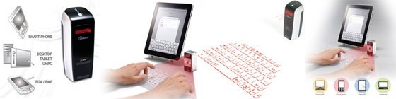 bluetooth laser virtual keyboard review