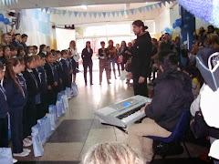 4º - ACTO PROMESA LEALTAD A LA BANDERA - 2013