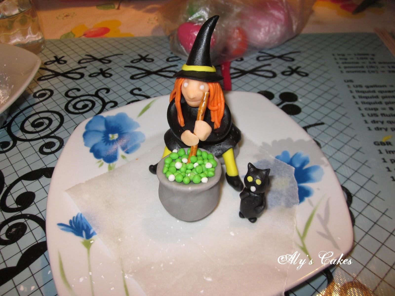 Aly\'s Cakes: octubre 2012