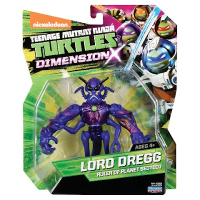 TOYS : JUGUETES - LAS TORTUGAS NINJA Dimension X  Lord Dregg | Figura - Muñeco  Teenage Mutant Ninja Turtles Dimension X  TMNT 2015 | Serie Nickelodeon | A partir de 4 años  Comprar en Amazon España & buy Amazon USA