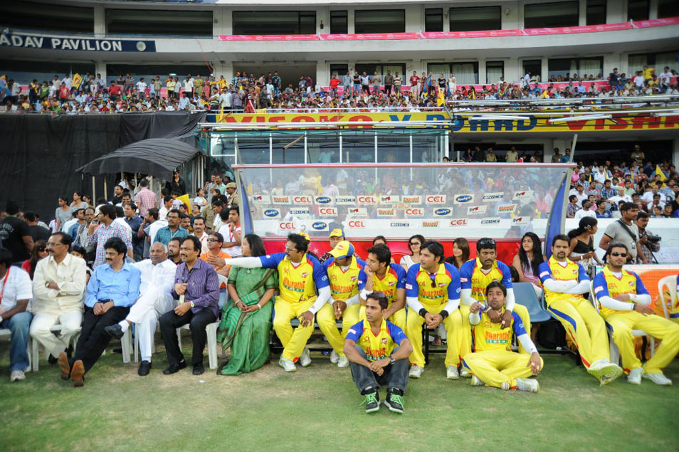 CCl - Celebrity Cricket League - Match Part 05 - video ...