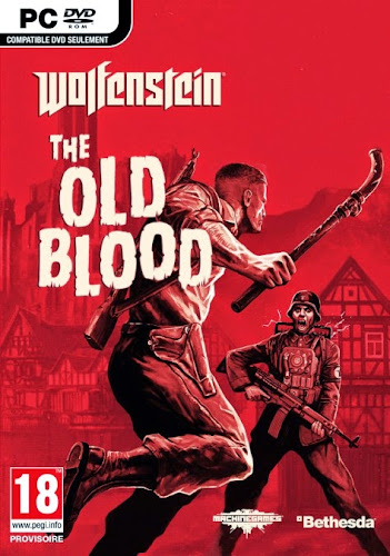 Wolfenstein The Old Blood - PC