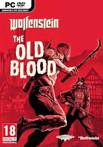 Wolfenstein The Old Blood - PC