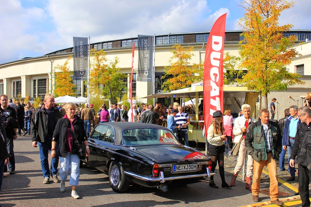 8. Oldtimer Herbstfest in der Classic Remise Düsseldorf   Stories ...