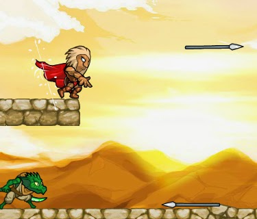 Spanthera flash game.
