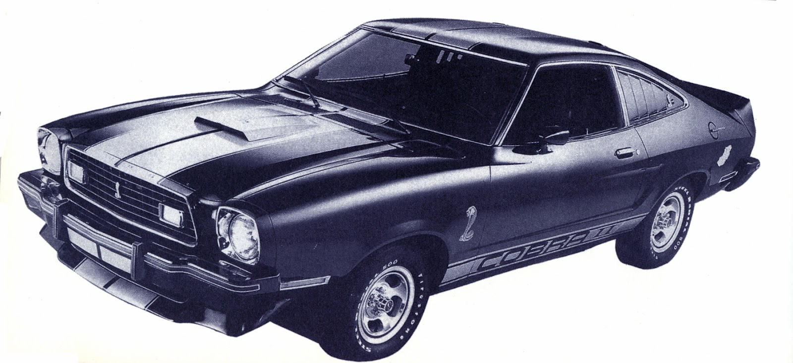 Mustang Ii Cobras King 1976 1978 Phscollectorcarworld Ford Wiring Diagram