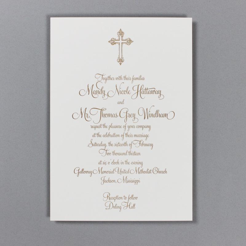 Recent Wedding Invitations | Fresh Ink : Style Sentiment ...
