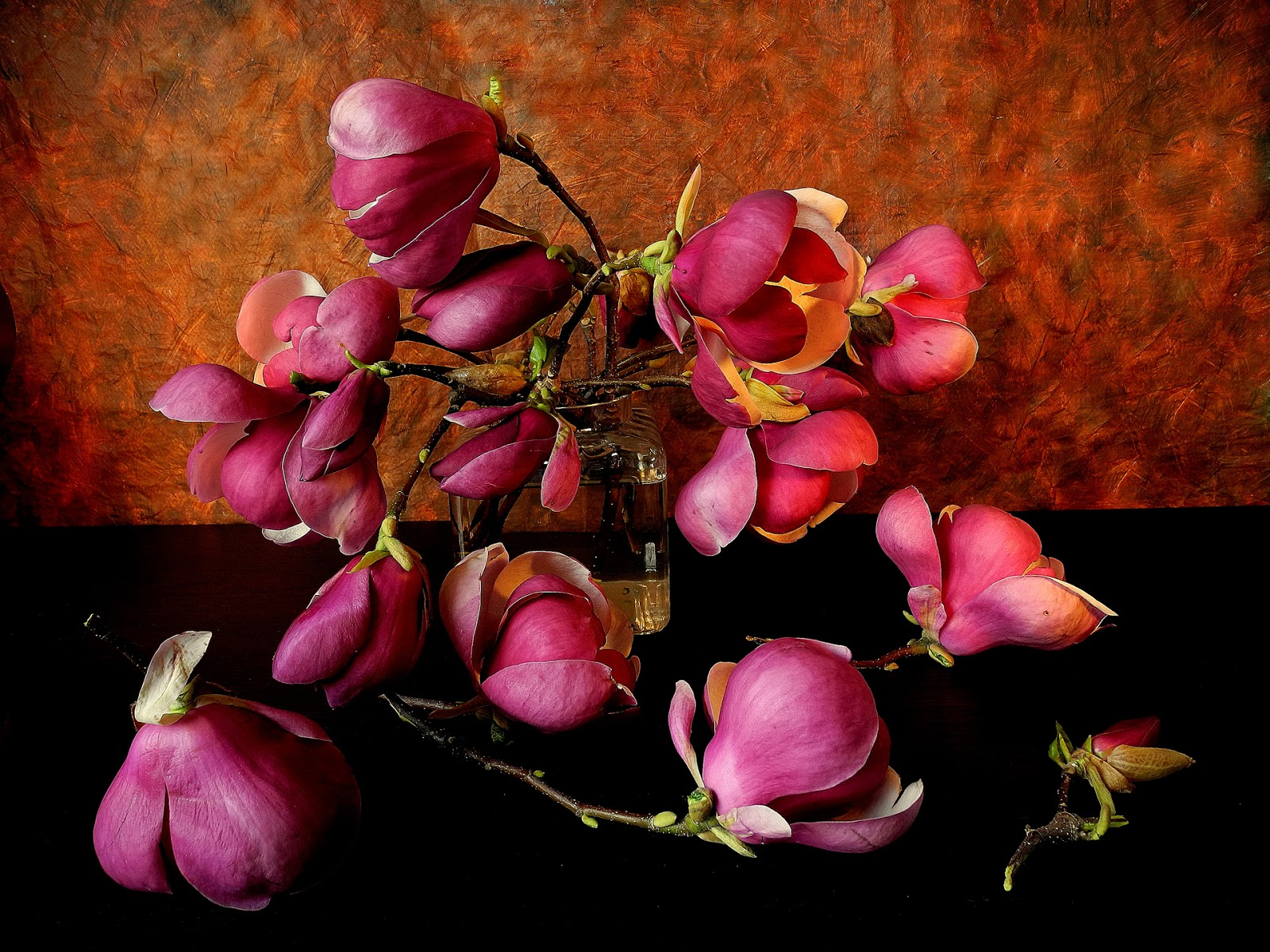 arreglos florales naturales Decorar tu casa es facilisimo com - Fotos De Arreglos Flores Naturales