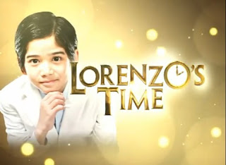 LORENZOS TIME [PILOT EPISODE] - JUL. 02 2012 PART 1/2