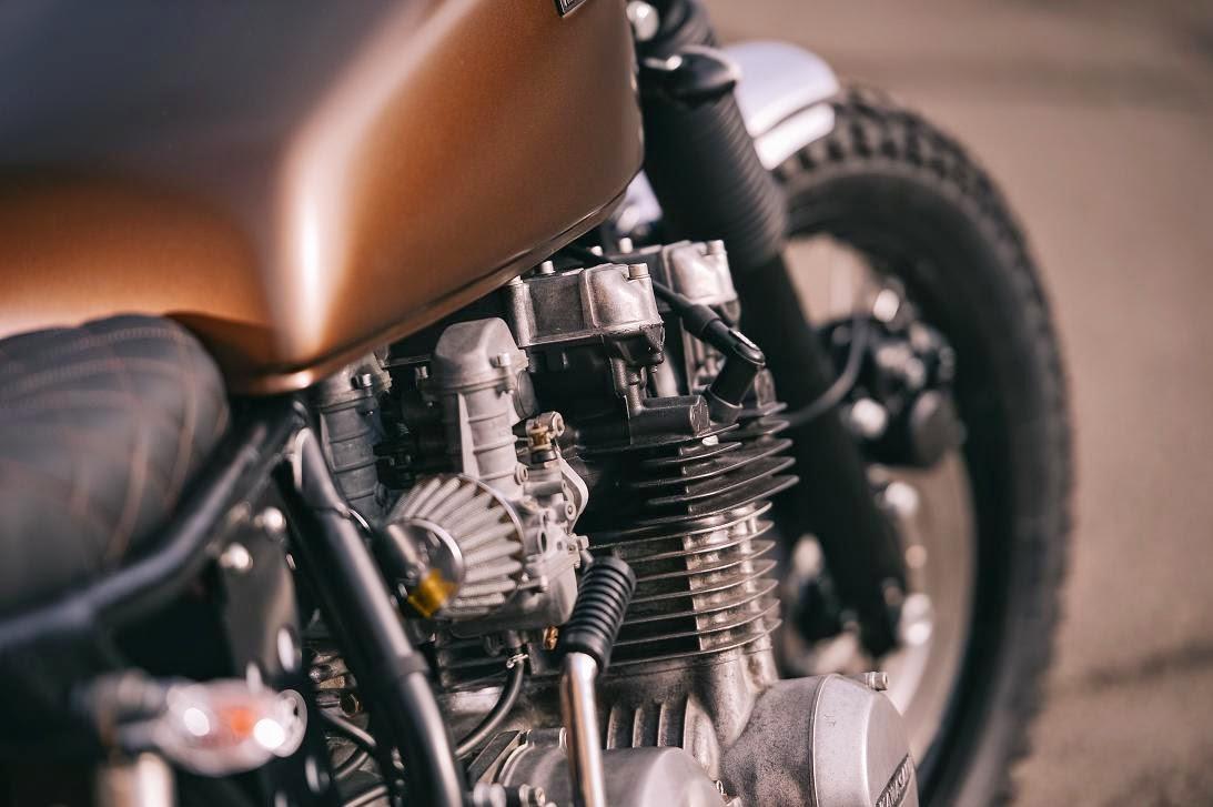 Kawasaki Z 650 B1 Custom
