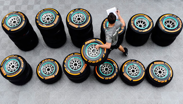 Formula One's new tyre rules puzzle even drivers