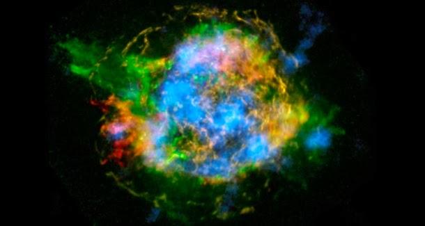 Como as estrelas morrem: Revelada natureza das supernovas (com video)