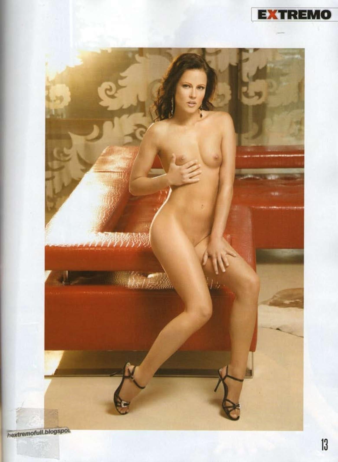 Vintage ethnic nudes