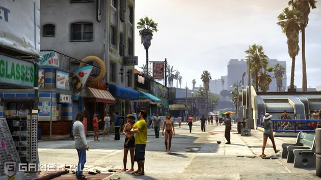 Grand Theft Auto 5 PC Game Download