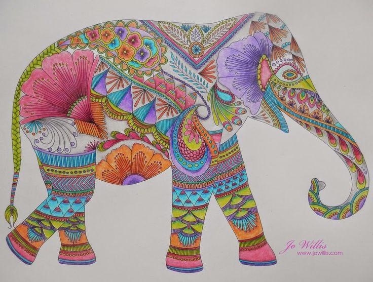 leven olifanten in de woestijn