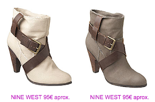 NineWest botines