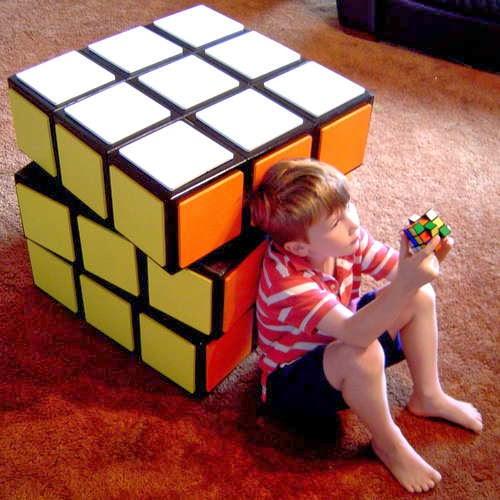 Xoay Rubik