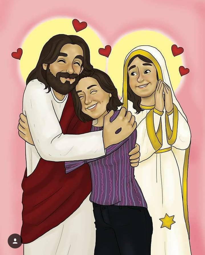 Jesus, Maria e eu
