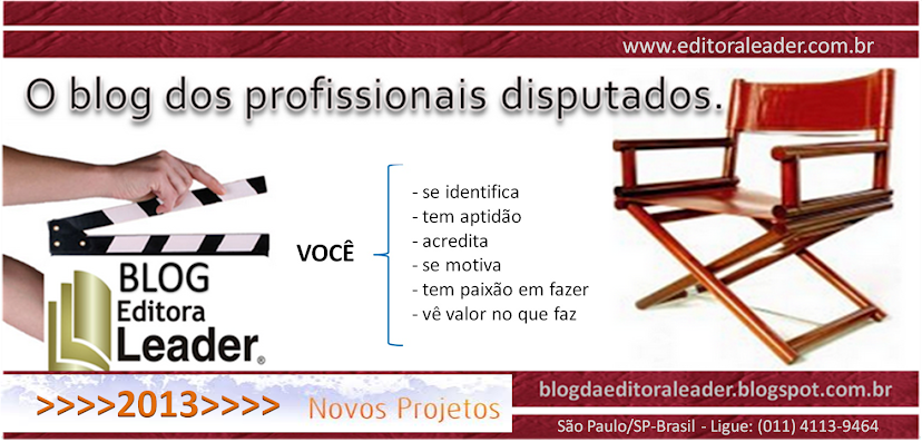 Blog Editora Leader